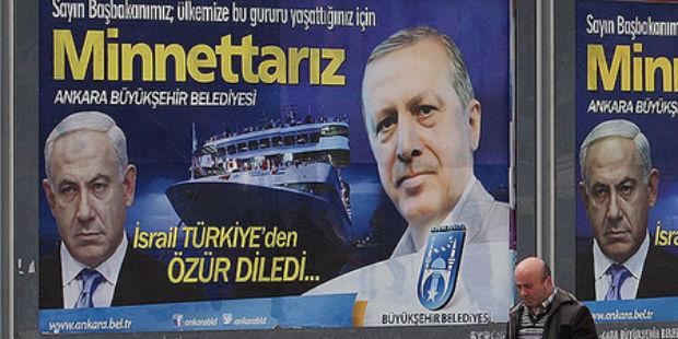 Réflexion faite … peut-être que les excuses d'Israël à la Turquie étaient une bonne idée  par Daniel Pipes