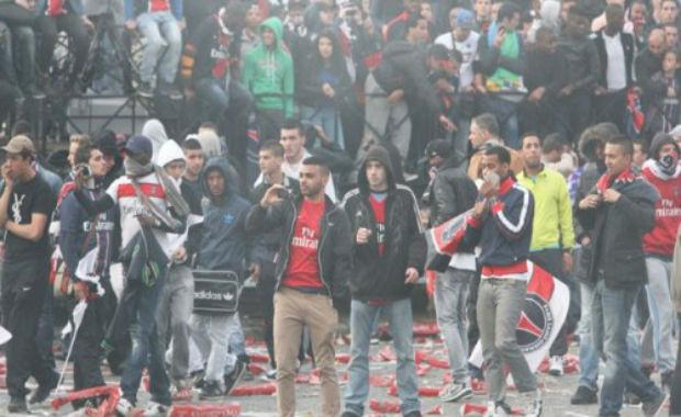 Vidéo difficile : les casseurs du Trocadéro étaient des extrémistes, oui, mais extrémistes des banlieues