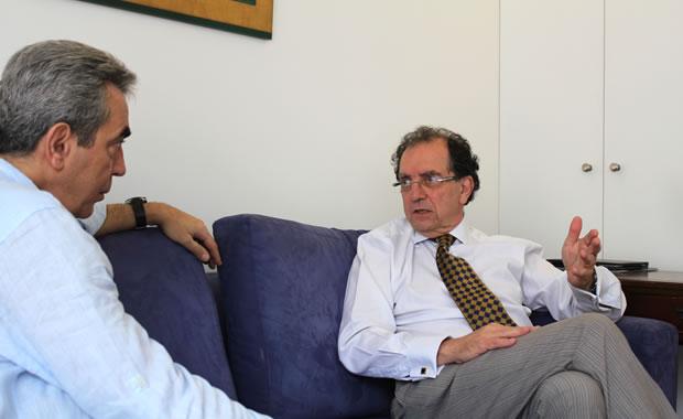 Interview: Elections à la présidence du CRIF rencontre avec François Guguenheim