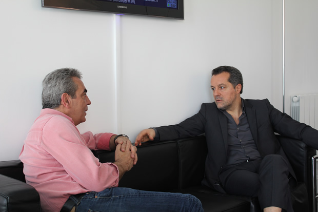 Interview: Elections à la présidence du CRIF rencontre avec Arié Bensemhoun