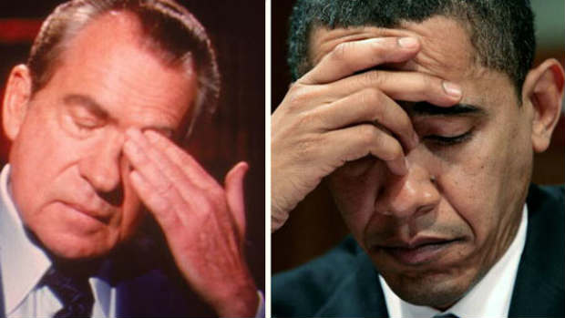 Barack Obama finira-t-il comme Richard Nixon par Guy Millière