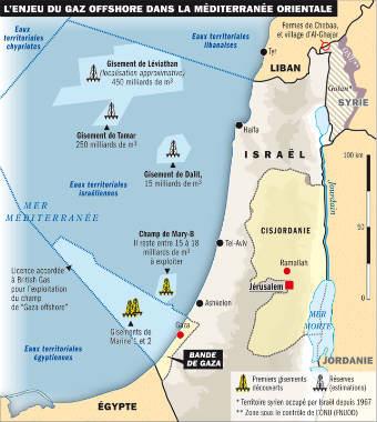 Israël, nouvelle puissance gazière ? Par Roland LOMBARDI
