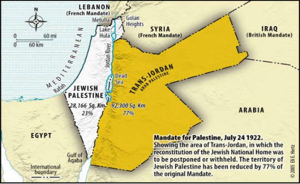 Comment réduire à néant le mythe des « colonies israéliennes »