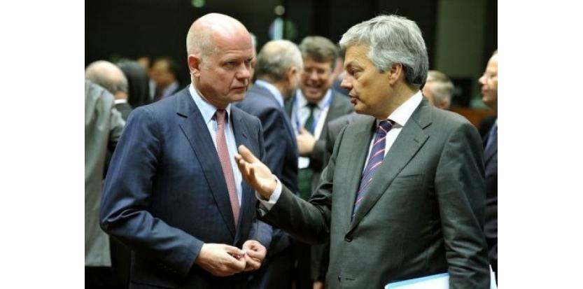 Syrie : l'UE lève l'embargo sur les armes à destination des rebelles