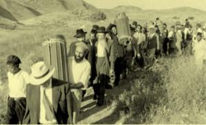 Exode des juifs