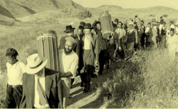 un juif rencontre un autre arabe