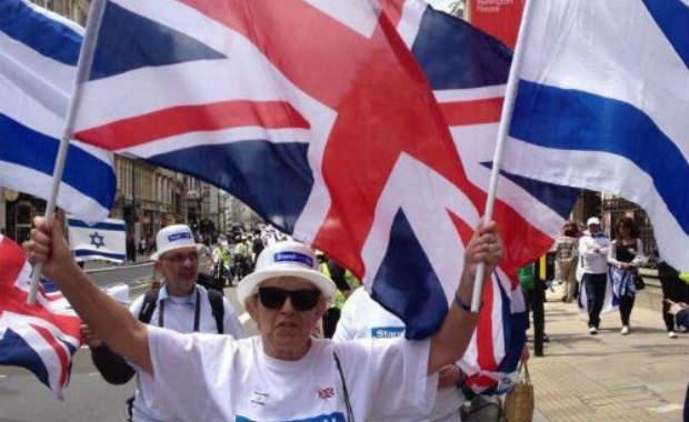 Sondage: 90 % des Anglais sont opposés au boycott d'Israël. Ils considèrent Israël comme l'allié le plus sûr au Moyen Orient