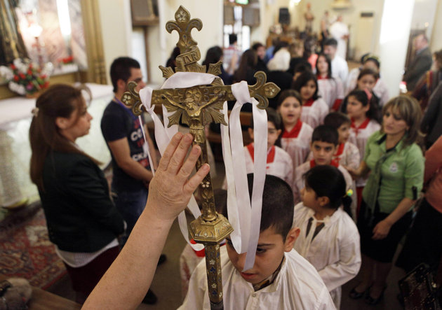 La persécution des chrétiens par les musulmans dans le monde. Mars 2013. 2ème partie
