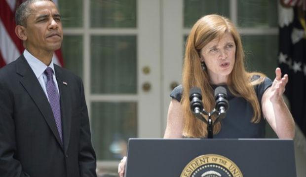 Obama nomme Samantha Power à l'ONU, celle qui prônait une invasion d'Israël…