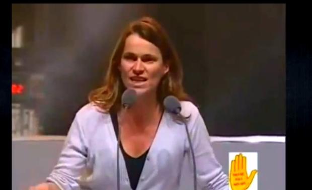 Vidéo: Aurélie Filippetti qui «ne veut pas de cette France moisie» est ministre de la culture