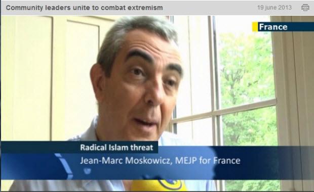 Vidéo: quelques positions contre l'Islam radical