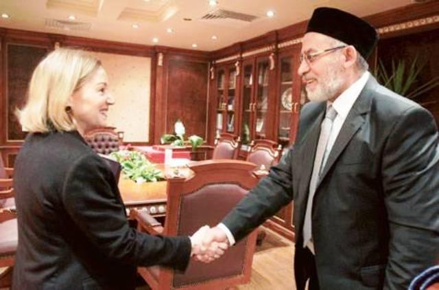 Qui est Mme Patterson, l'ambassadeur des Etats-Unis au Caire? Une cellule dormante des Frères Musulmans
