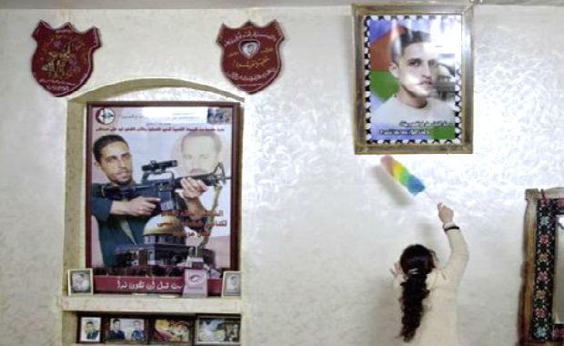 Déjà en 2005 la future directrice du musée de jeu de paume marquait sa solidarité avec la cause palestinienne. Tuer des juifs serait de l'art…
