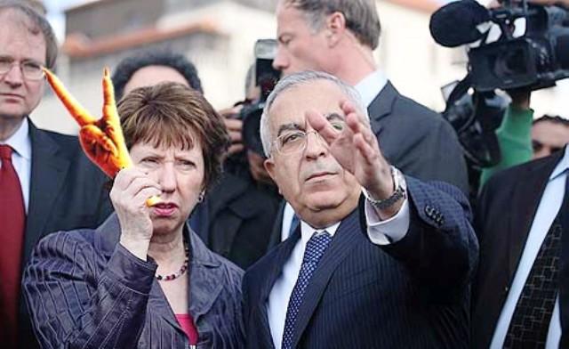 Comment Catherine Ashton devrait répondre à cette question ?