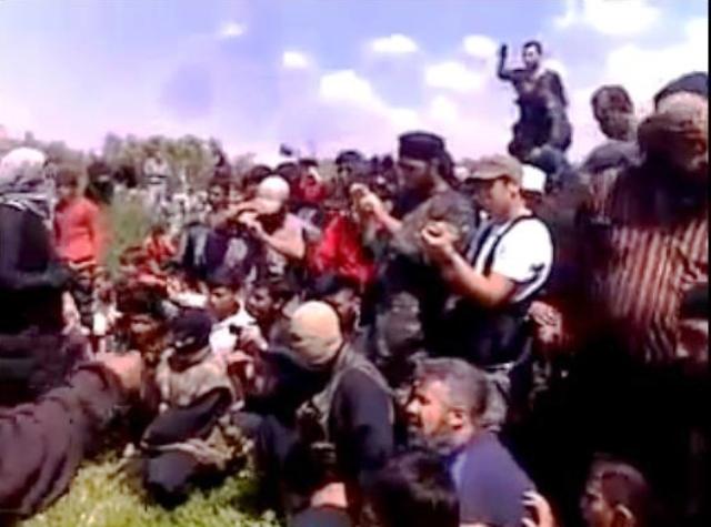Syrie : décapitation d'un prêtre et de ses compagnons par des rebelles