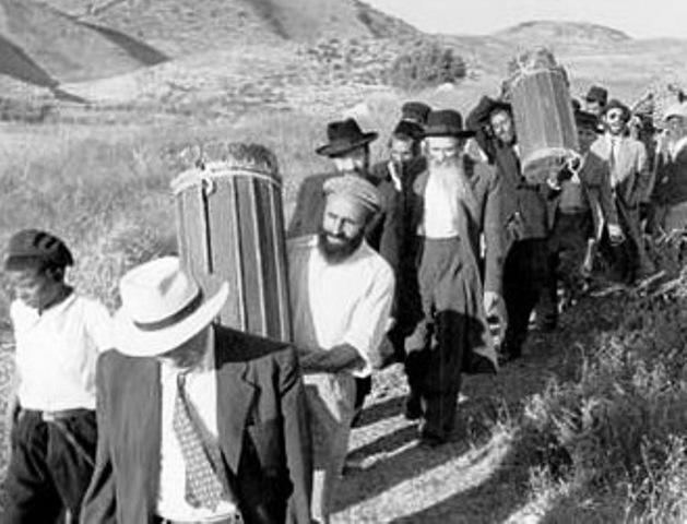 Juifs des terres musulmanes : les réfugiés oubliés