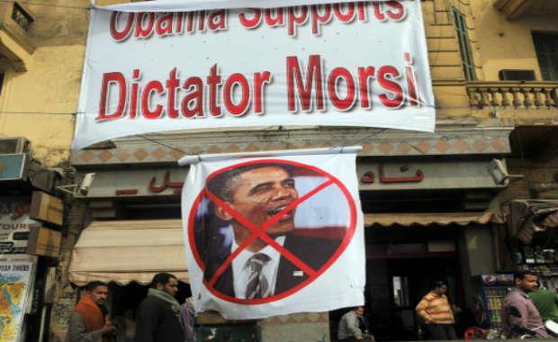L'Égypte après Morsi : entre joie et inquiétude,  par Daniel Pipes