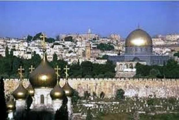 Les musulmans palestiniens éliminent les chrétiens palestiniens de Terre Sainte