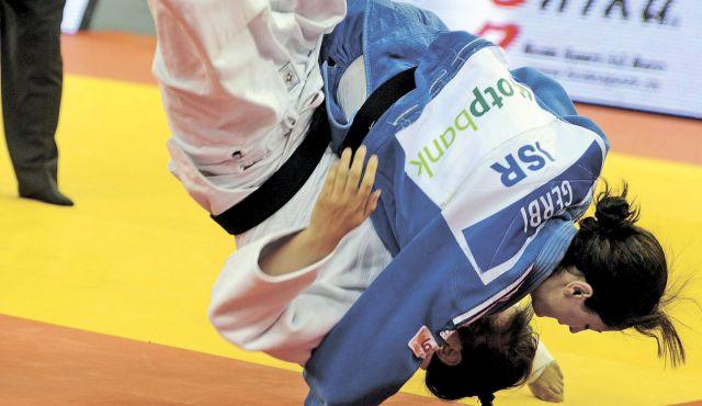 VIDEO: Judo Israel vs France: médaille d'or pour…Yarden Gerbi