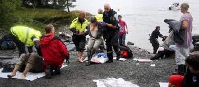 Ne comparez-pas les prisonniers terroristes palestiniens au meurtrier Breivik : cela rend les suédois fous de rage… !!!!