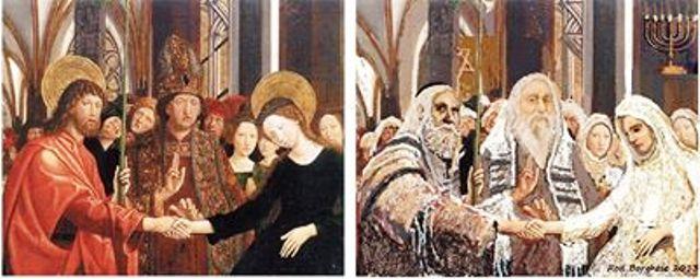 Une exposition qui corrige l'Histoire falsifiée et rend sa Judéité à Jésus Christ