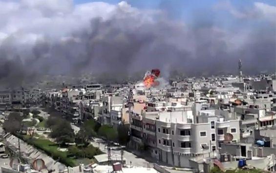 La raison de la guerre en Syrie s'appelle Nabucco