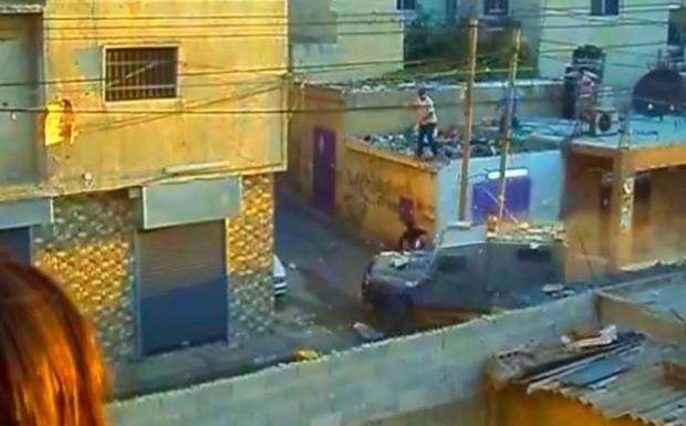 Paix Israel – Palestine: une lapidation orchestrée par Abbas contre une voiture israelienne