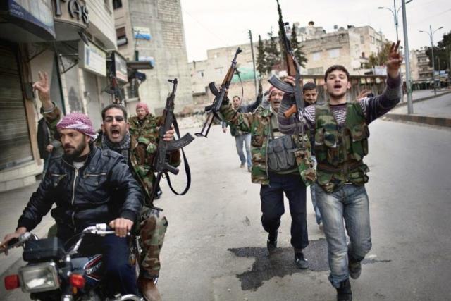 Quel MAL y a t-il à intervenir en Syrie?