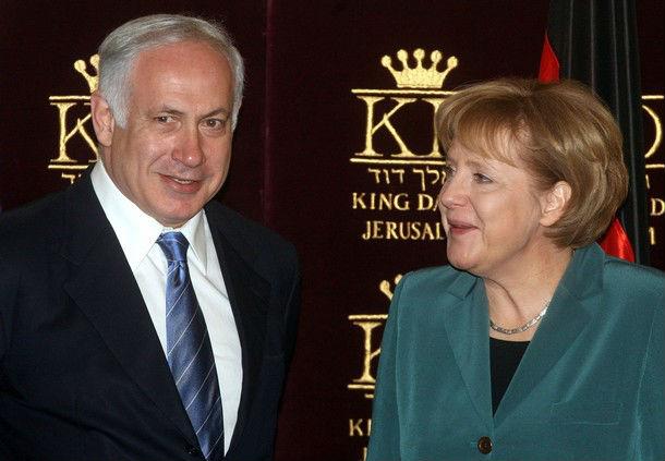 Angela Merkel : l'antisionisme n'est pas légitime