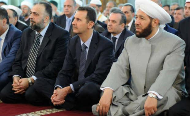 Assad n'aurait pas donné l'ordre des attaques chimiques, selon des écoutes des renseignements allemands