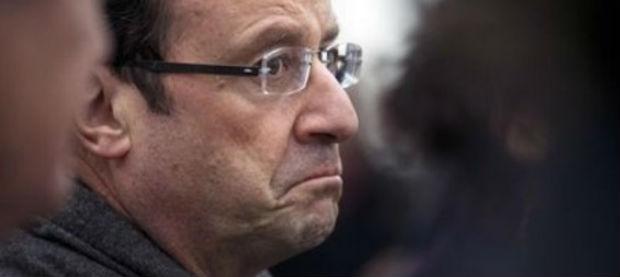 Syrie : François Hollande privé de désert…