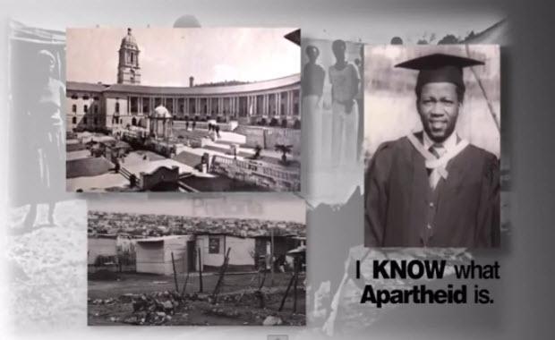 Vidéo: Israël est-il un Etat d'apartheid ? Un sud africain explique ce qu'est l'apartheid…