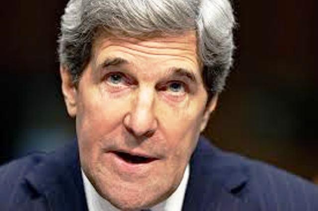 John Kerry «les pays musulmans sunnites proposent de financer notre guerre aux côtés d'al-Qaïda contre Assad»