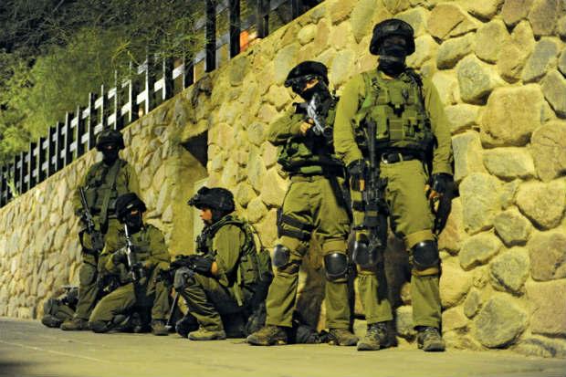 Mercenaires - Horreur contemporaine Nairobi-forces-sp%C3%A9ciales-isra%C3%A9liennes