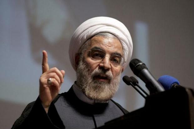Rohani vous avez dit modéré ? Rohani : «L'apartheid n'est rien a coté des crimes des Juifs»