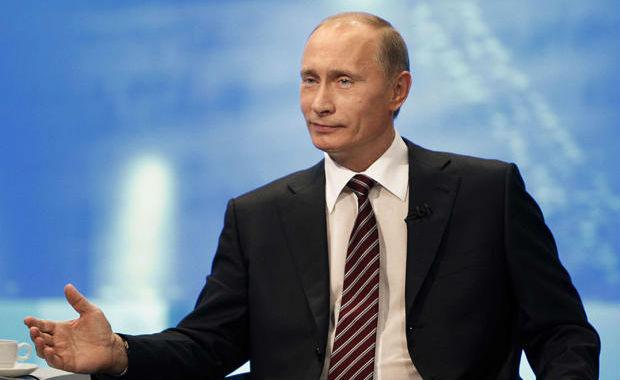 Message de Vladimir Poutine au peuple américain
