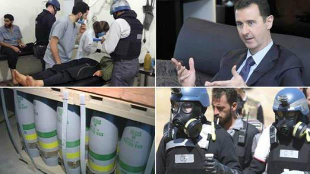 Alerte info : la Syrie accepte de remettre son arsenal d'armes chimiques à la Russie – retour temporaire au fournisseur