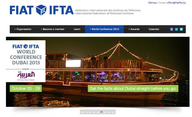 Antisémitisme organisé: La FIAT (Fédération Internationale des Archives de Télévision) interdit les Juifs israéliens de Forum