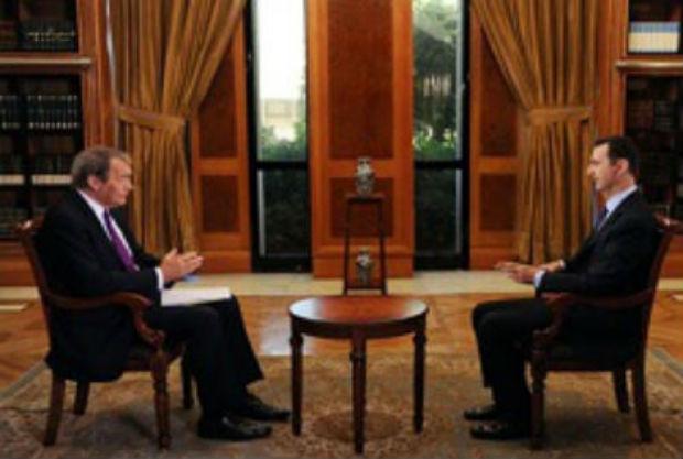 Interview de Bachar al-Assad par CBS News (texte complet en français)