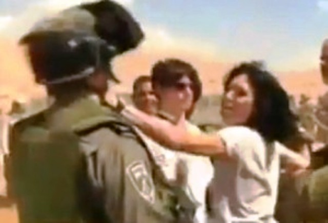 Israël exige des explications après le coup de poing d'une diplomate française à un officier israélien (Vidéo)