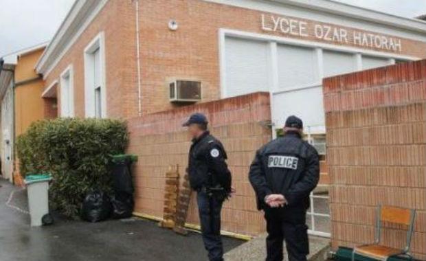 Toulouse : nouvelles menaces contre l'école juive Ozar-Hatorah