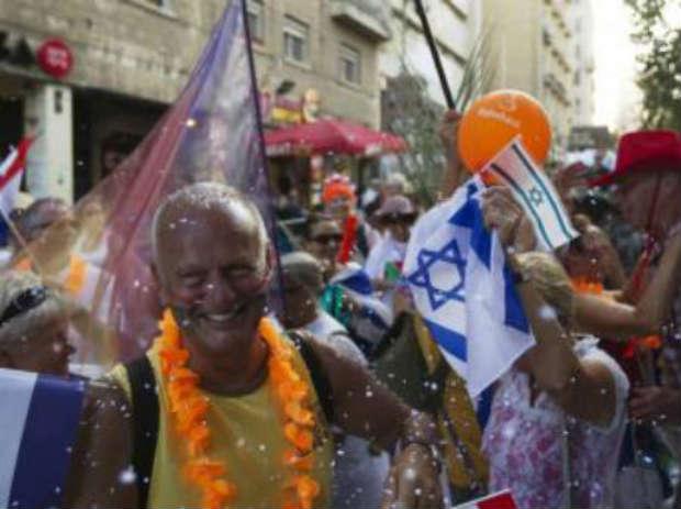 Israël, havre de paix pour les chrétiens, 5000 pèlerins sont venus cette semaine