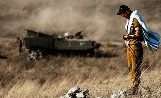 Un Rabbin israelien diffuse une prière pour la Paix en Syrie