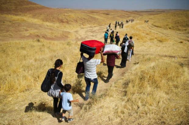 Trafic de réfugiés syriens par les frères musulmans turcs, les mafias elles font leur marché