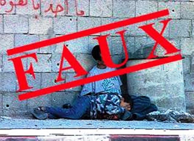 2ème Partie : Fabrication et Exploitation de la Compassion – Mystification des médias par la propagande palestinienne