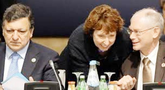 Qui se cache derrière la baronne Catherine Ashton of Upholland ? La baronne stérile ou le trou noir de l'UE…