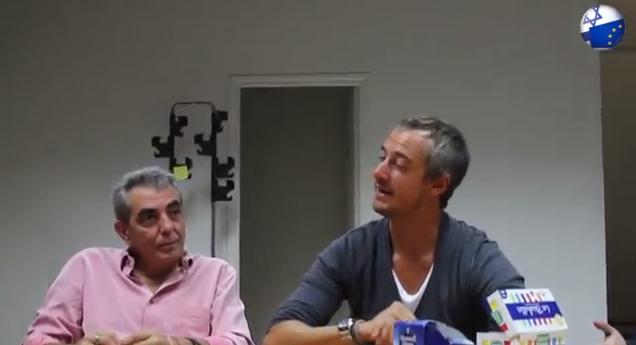 Vidéo: Sébastien Thoen s'explique devant Europe Israël