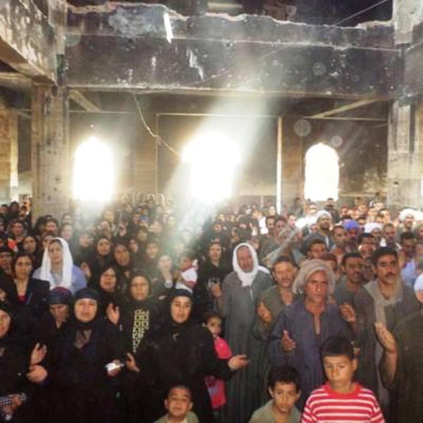 Le nettoyage ethnique des chrétiens d'Egypte