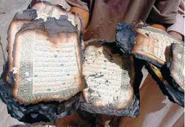 Les Talibans ont fait exploser un Coran pour tuer le gouverneur afghan dans une mosquée.