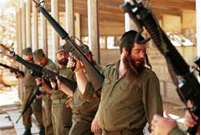 Les soldats Hareidi sont parmi les plus performants dans le combat anti-terroriste.
